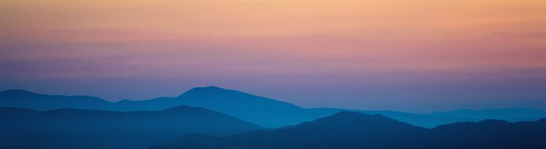 eft south uk sunset and mountains lanscape view